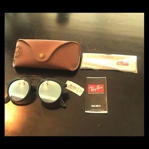 Ray Ban Highstreet 46mm Sunglasses